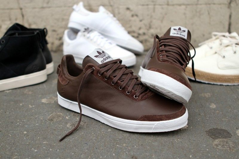 d7058a9f6fc1 Ransom Holding Co. x adidas Army Lo  Brown