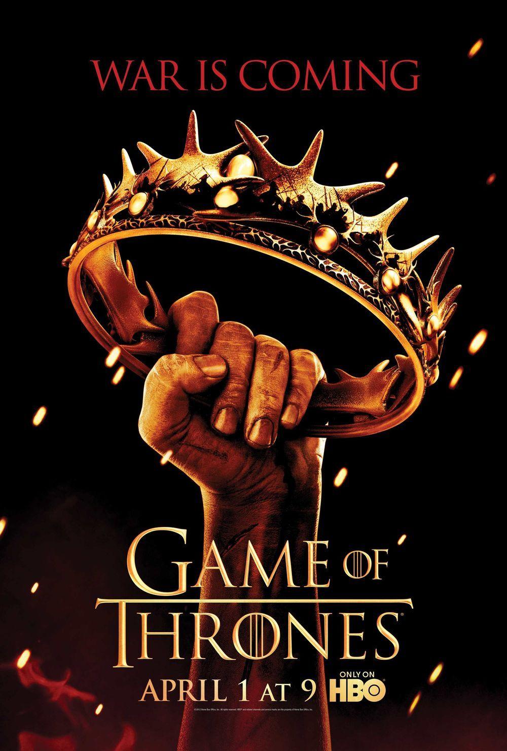 Season 2 - Game of Thrones Wiki - Wikia