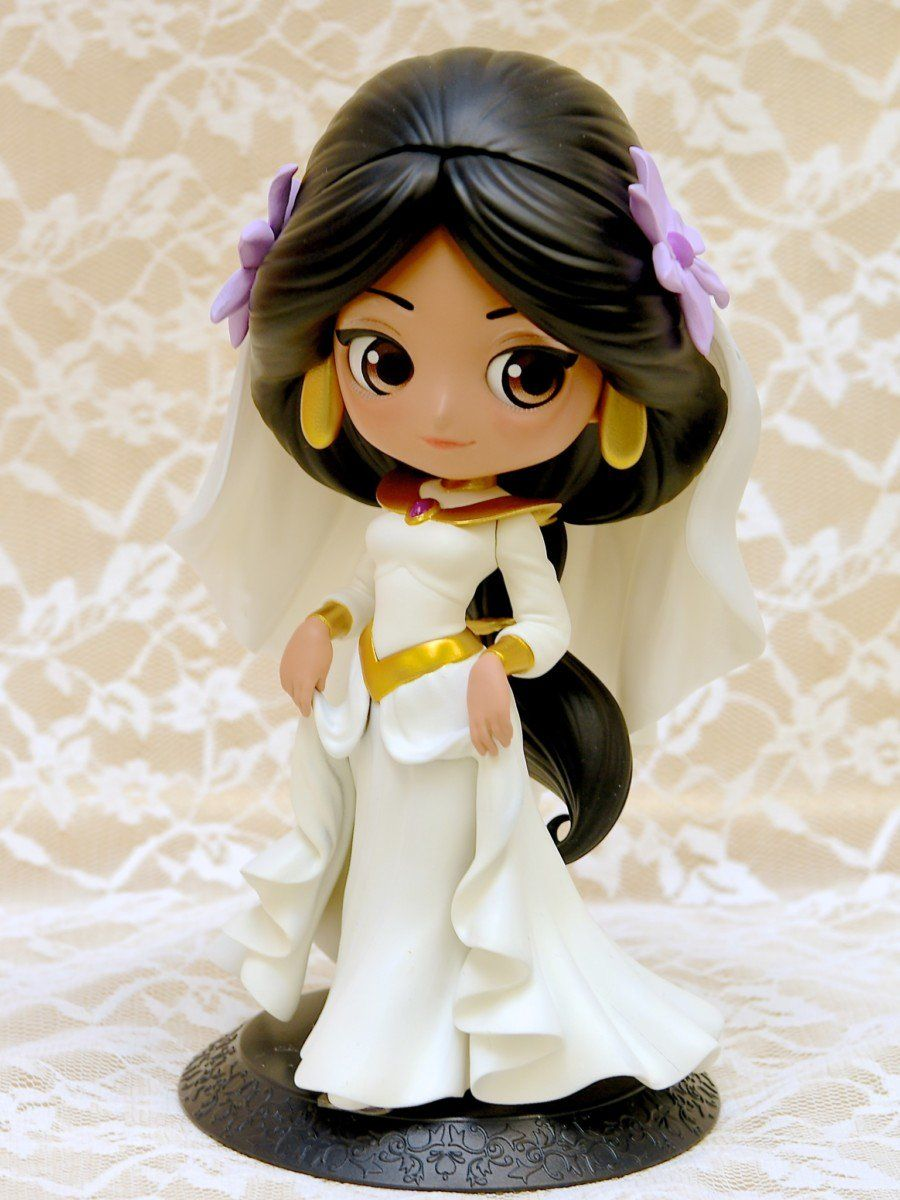 Banpresto Q POSKET DISNEY CHARACTERS A NORMAL COLOR VER BELLE DREAMY STYLE-