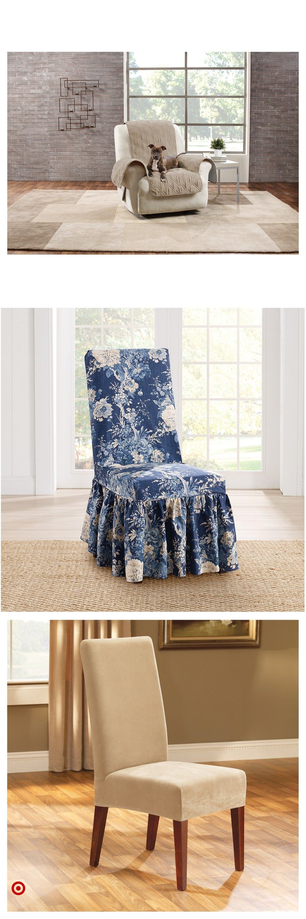 Shop target for dining chair slipcover you will love for Arredamento francese on line