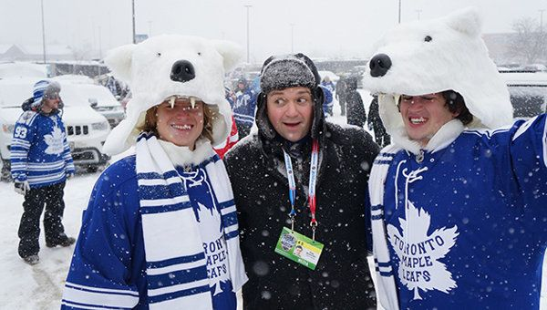Winter Classic 2014 Photo Expedition: The fan experience in Ann Arbor . . . Where can I find this hat?