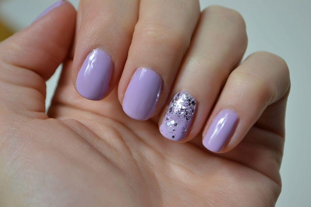 Essie Nice is Nice with Essie Set in Stones glitter | ***Pretty ...
