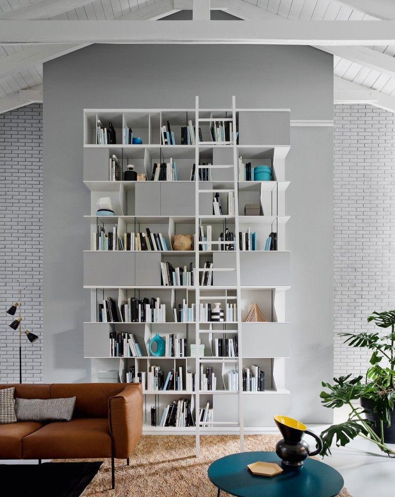 per novamobili l'obiettivo futuro | libreria | pinterest | living ... - Libreria Novamobili Soggiorno 2