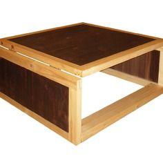 Table Basse Convertible En Table Haute Jetu0027studio