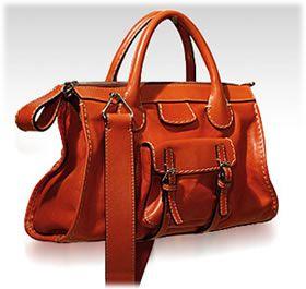 Chloè Edith Bag Red Bags Fashion Chloe