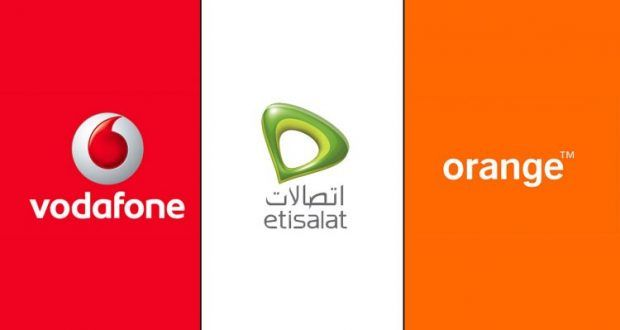 اكواد شبكات المحمول فودافون واتصالات واورانج ميكساتك Vodafone Logo Tech Company Logos Gaming Logos