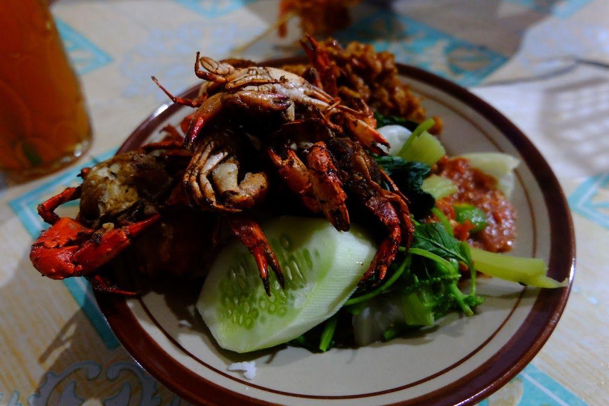 Sego Tempong Banyuwangi Resep Masakan Indonesia Resep Makanan Makanan