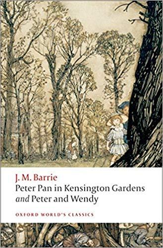 100d16d66bc33671e10d0fc10100f688 - Peter Pan In Kensington Gardens Quotes