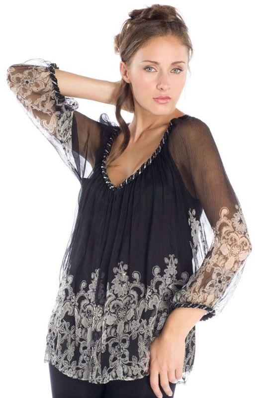 6aa4b0551 MALU MUJER – moda para la mujer de hoy » Blusas Más Modas De Blusas  Elegantes