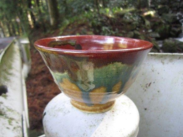 そぶら山荘 Aさんの呼び出し 器展  よりhttp://aikowheel.blogspot.jp/2013/03/a.html深め中くらいのご飯茶わんです。...|ハンドメイド、手作り、手仕事品の通販・販売・購入ならCreema。