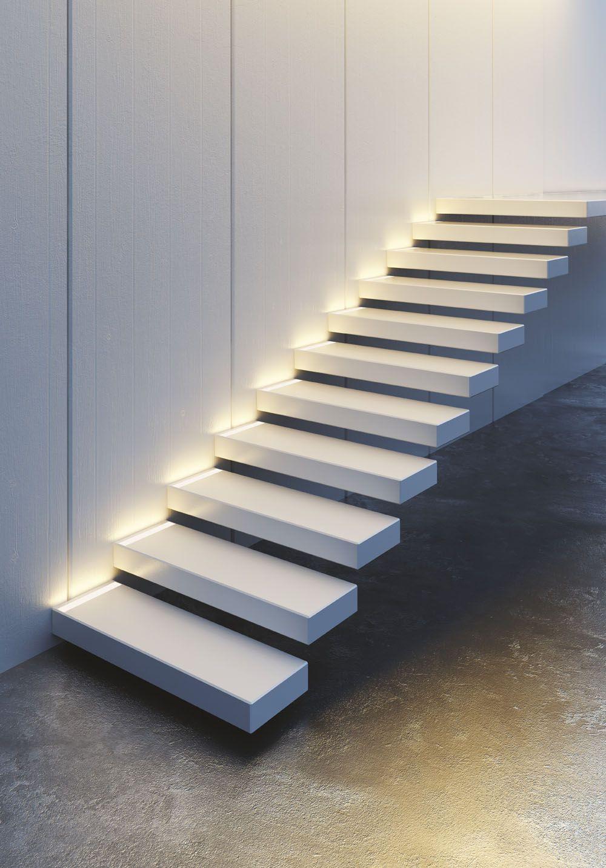 Scale Interne Di Design.Interiordesign Stairs Interiors Minimal Elegance