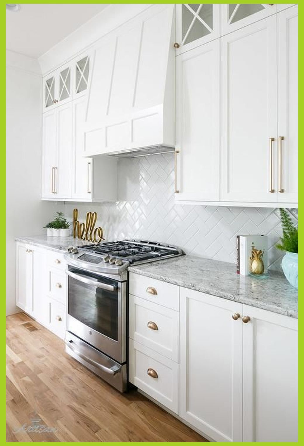 Pros And Cons Of Stainless Steel Backsplash Kitchen Decor Tips In 2020 Shaker Style Kitchen Cabinets Kitchen Cabinets Decor Kitchen Cabinet Styles