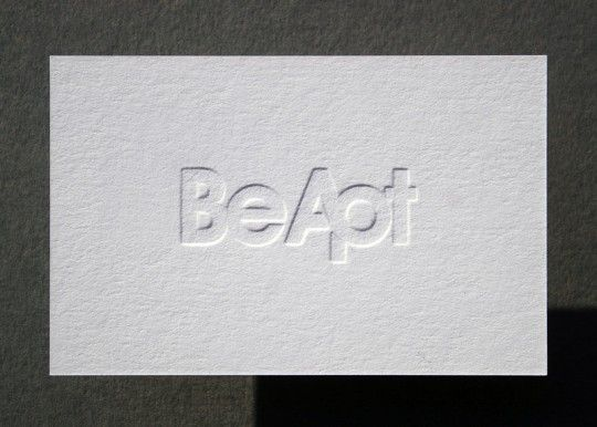 17 Best images about Emboss & Deboss on Pinterest | Typography ...