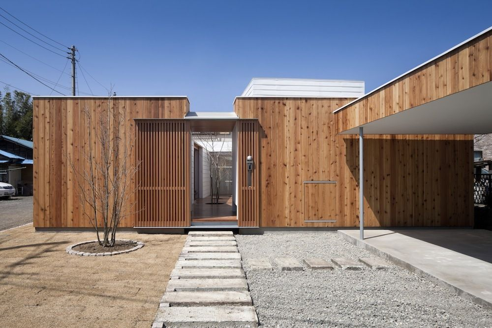 Gallery Of Sky Catcher House Acaa 1 Residential Architecture