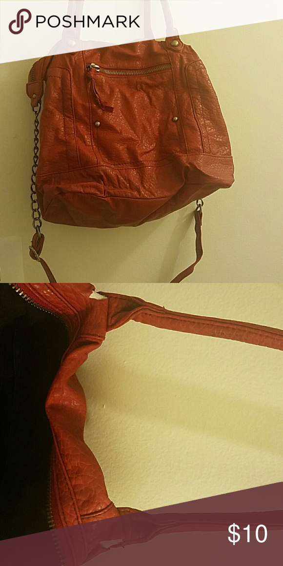 Sienna Shoulder bag Only use a few times, signs of wear in second pic at base of strap where fabric is torn, pewter hardware. Price reflects wear. Converse One Star Bags Shoulder Bags