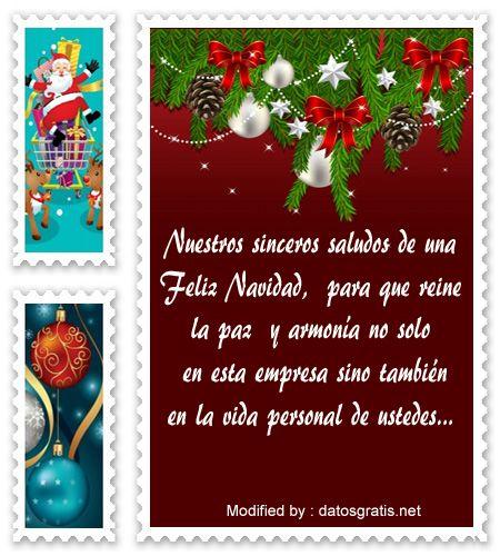 Frases para enviar en navidad empresariales a clientes - Frases navidenas para empresas ...