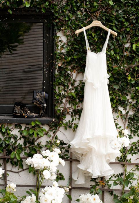 This doesn't have to be a wedding dress right?