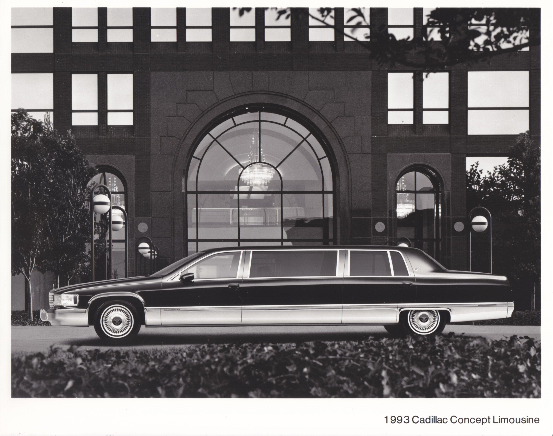 Cadillac Concept Limousine 1993