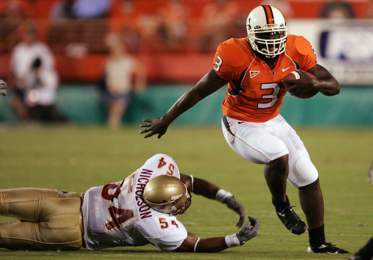 Twitter Hurricanes football, Miami hurricanes football