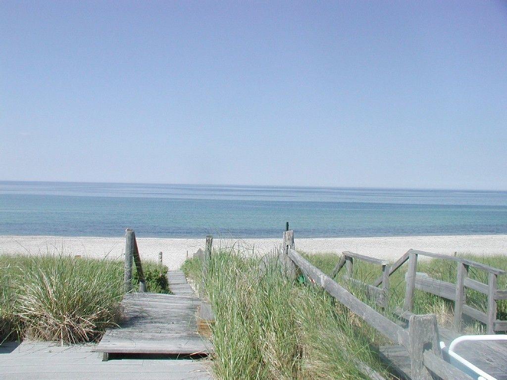 Sandwich Beach Cape Cod