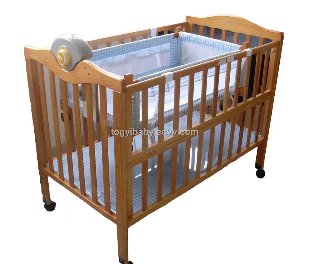 Automatically Swing Crib Ty 007c Ty 007c China Baby