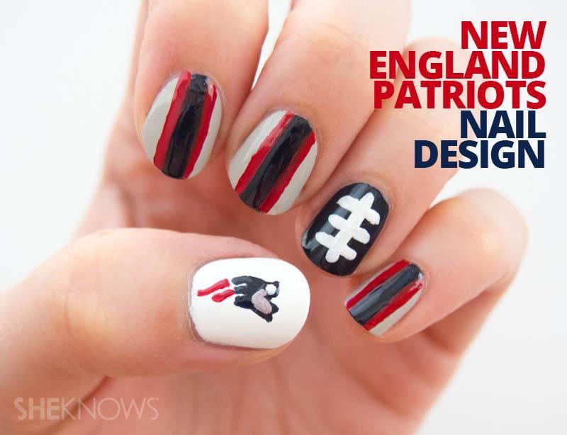 Decorate those spirit fingers! | Design tutorials