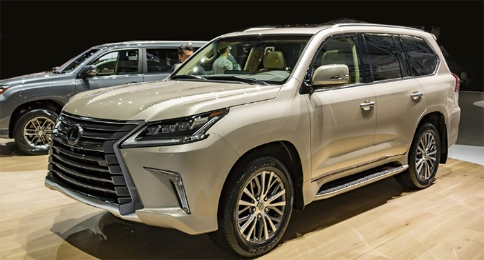 2020 Lexus Lx Redesign Specs Release Date Price Lexus Specs Release Date