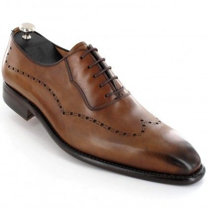 Richelieu homme luxe ALONE | Chaussure richelieu homme