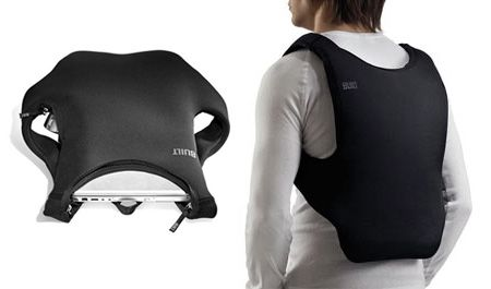 Slim Laptop Backpack - Made from lightweight neoprene and ...