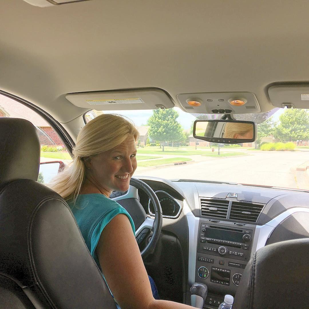 #tulsarealestate who can I get to drive me around tomorrow? #DrivingMrAx #REMAXLife