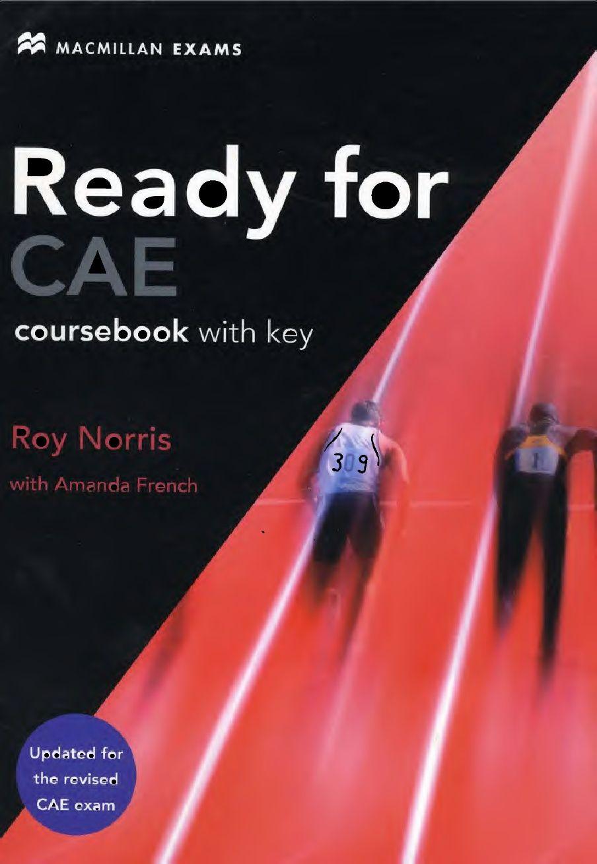 Ready For Cae Coursebook With Key Workbook English Exam Academic Vocabulary