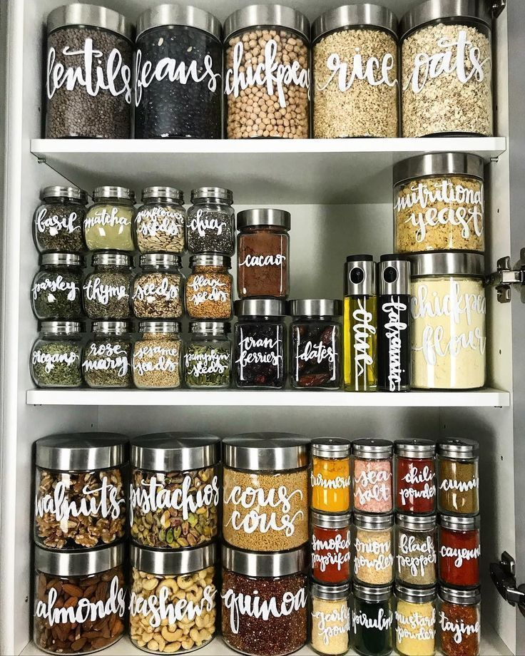 Photo of 5 Brilliant Organizing Ideas to Steal From the Most Inspiring Pantries #Organizi…