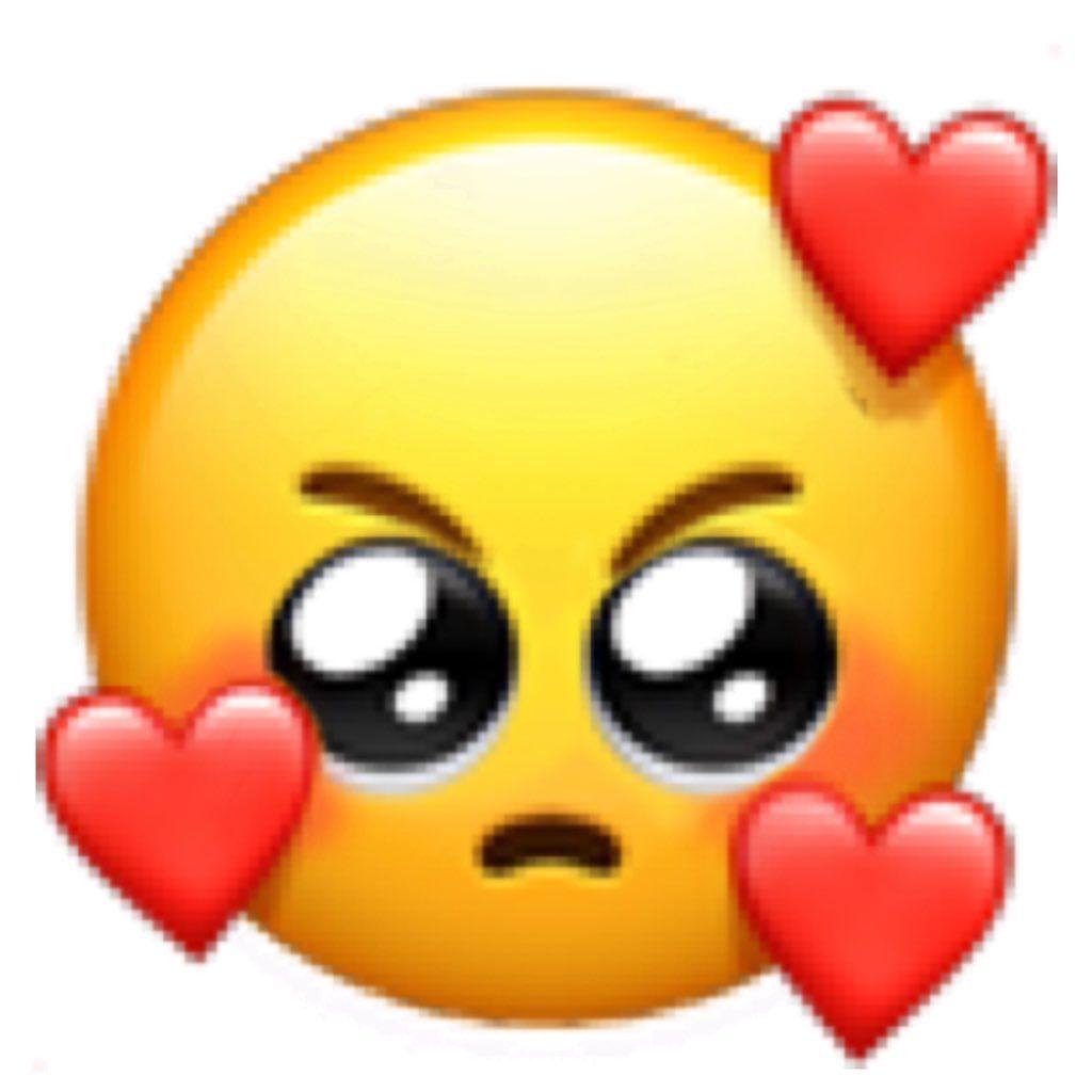 ˋˏ𝙘𝙪𝙧𝙫𝙫𝙮𝙣𝙞𝙣𝙟𝙖 In 2020 Emoji Meme Cute Emoji Wallpaper Cute Love Memes