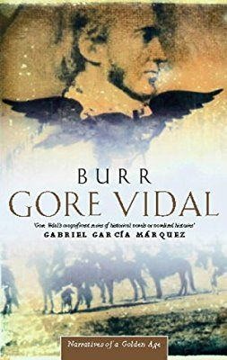 Burr: Number 1 in series (Narratives of empire)