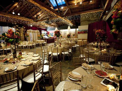 The Rococo Room At Cafe Santorini Old Pasadena California Wedding Venues 1