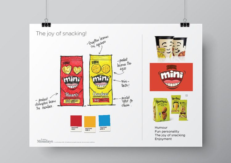 Brand Identity And Packaging Design For New Private Label Mini