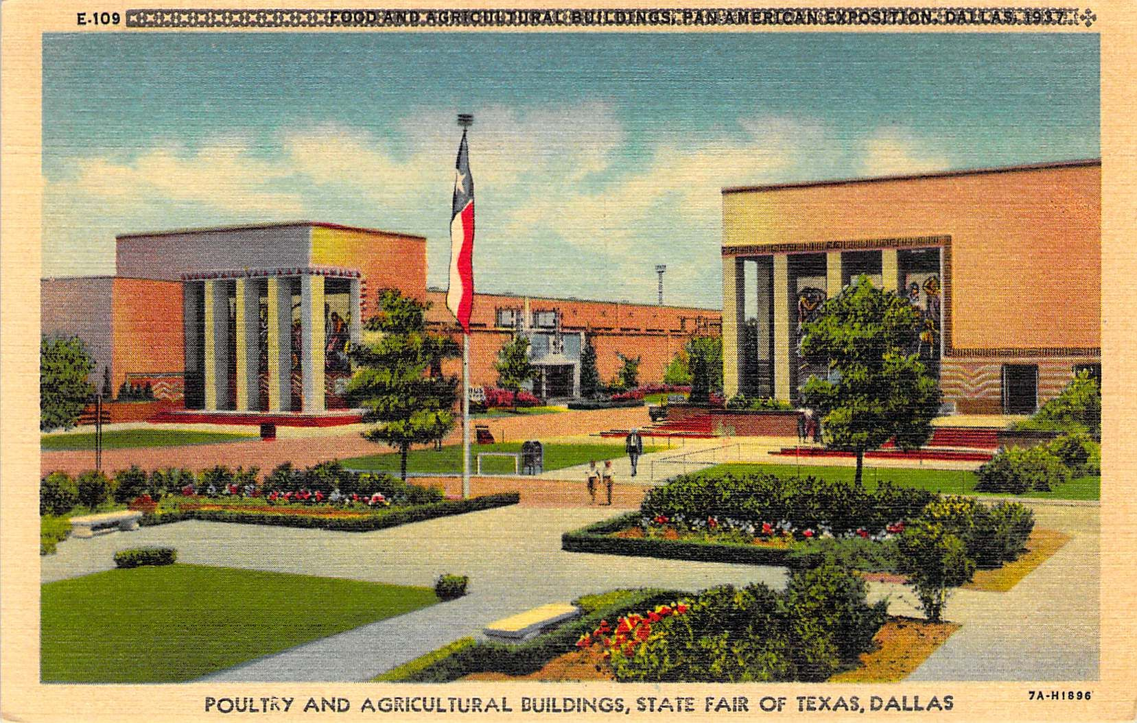 Poultry and Agricultural Buildings, State Fair of Texas