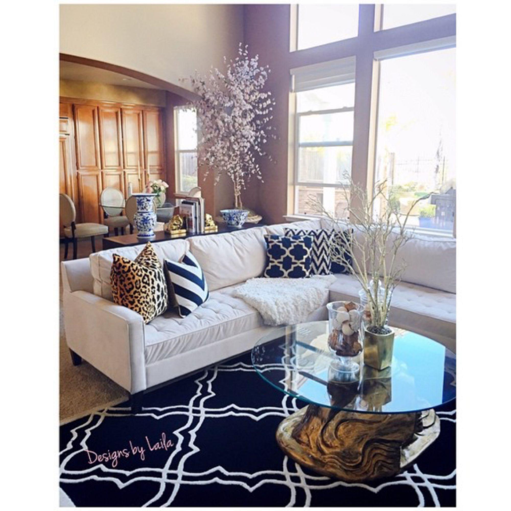 Family Room @zgallerie @homegoods