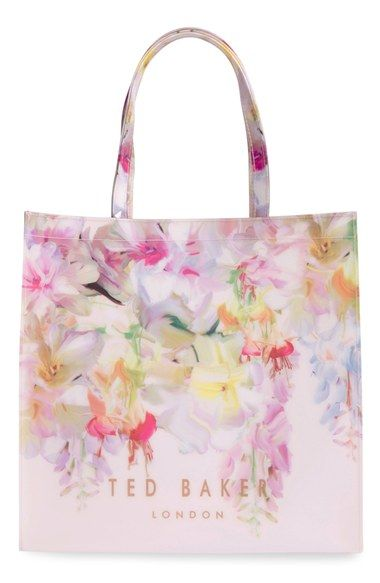 3759d363f3389 Ted Baker London  Large Icon - Hanging Garden  Floral Tote available at   Nordstrom