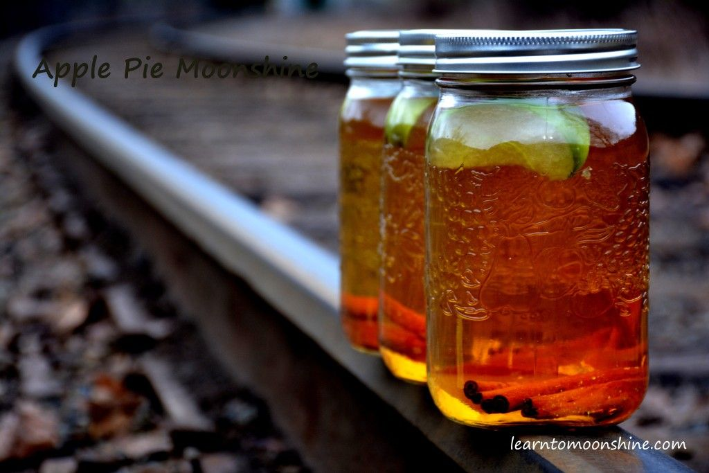 Pin on Moonshine recipes