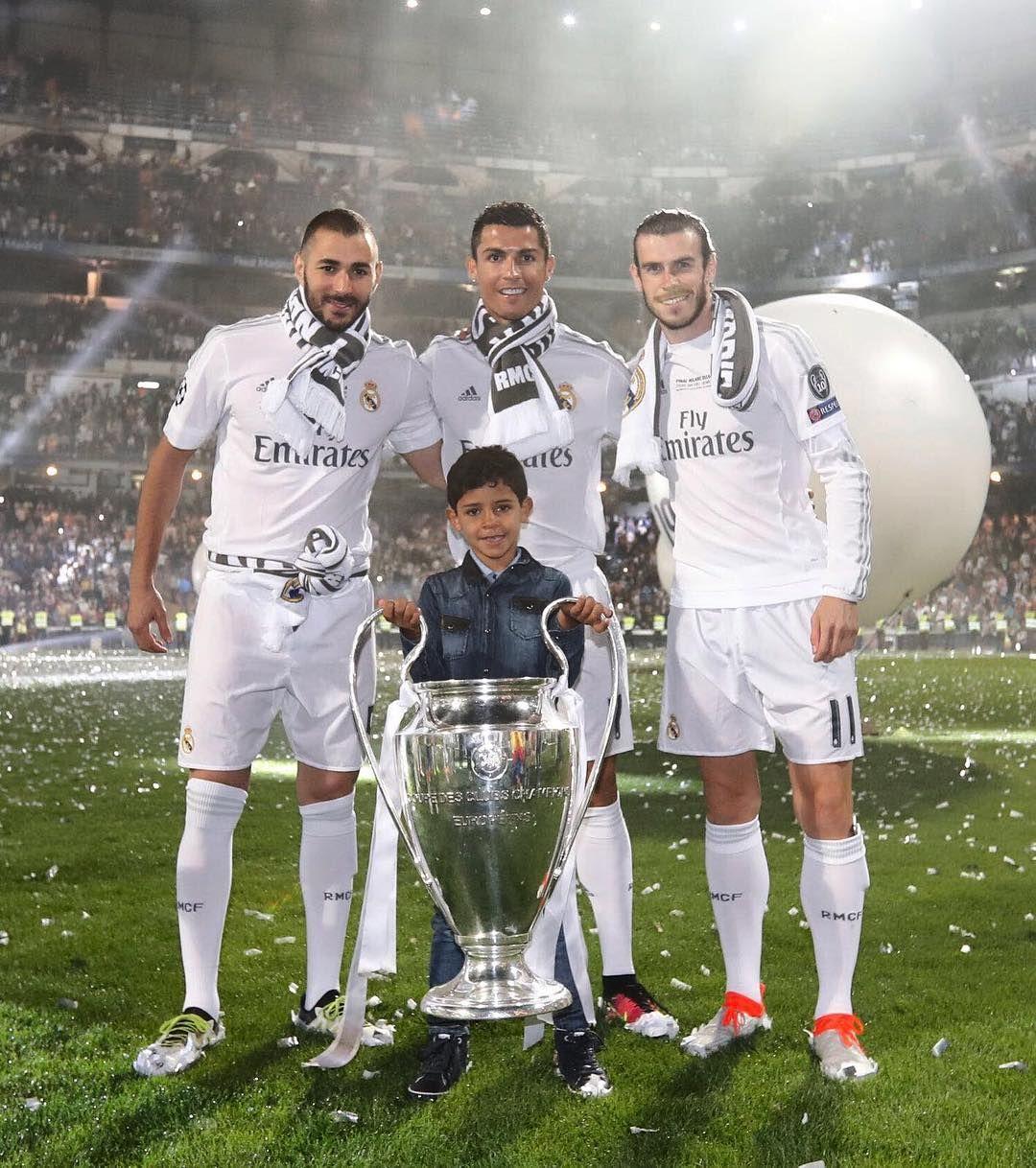 Instagram Photo By Cristiano Ronaldo May 30 2016 At 10 17am Utc Real Madrid Football Real Madrid Win Ronaldo Real Madrid