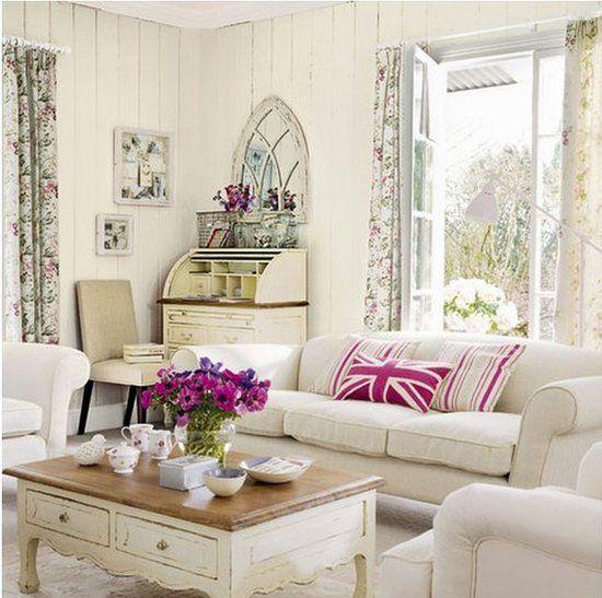 64 White Living Room Ideas
