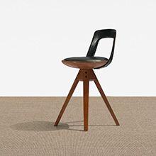 Tove and Edvard Kindt-Larsen : stool
