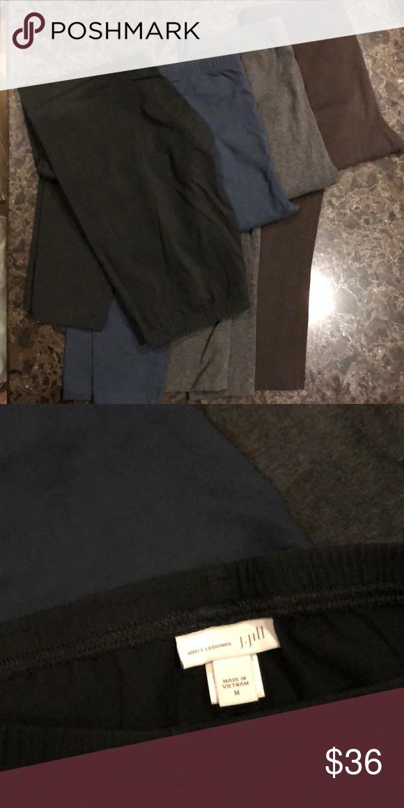 4/$30 SALE! Large black J.Jill Pure Jill jacket in 2020