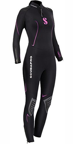 Scubapro Definition Steamer 5mm Womens Wetsuit BlackPink Large     You can  get additional details at the image link.Note It is affiliate link to  Amazon. b2a40e17e
