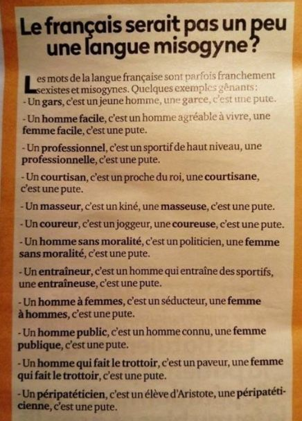 Femmes versus Hommes 100e8a48a37df5fa3dddb347d5a72fd2