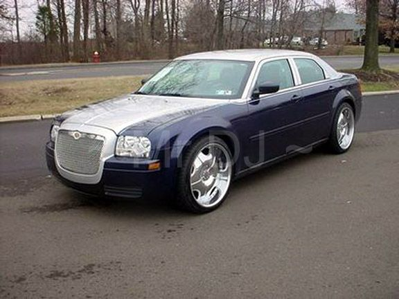 300c Custom Google Search Chrysler 300