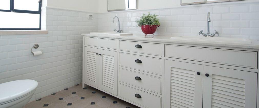 עדי וארז נגרים עדי וארז נגרים Vanity Bathroom Shower