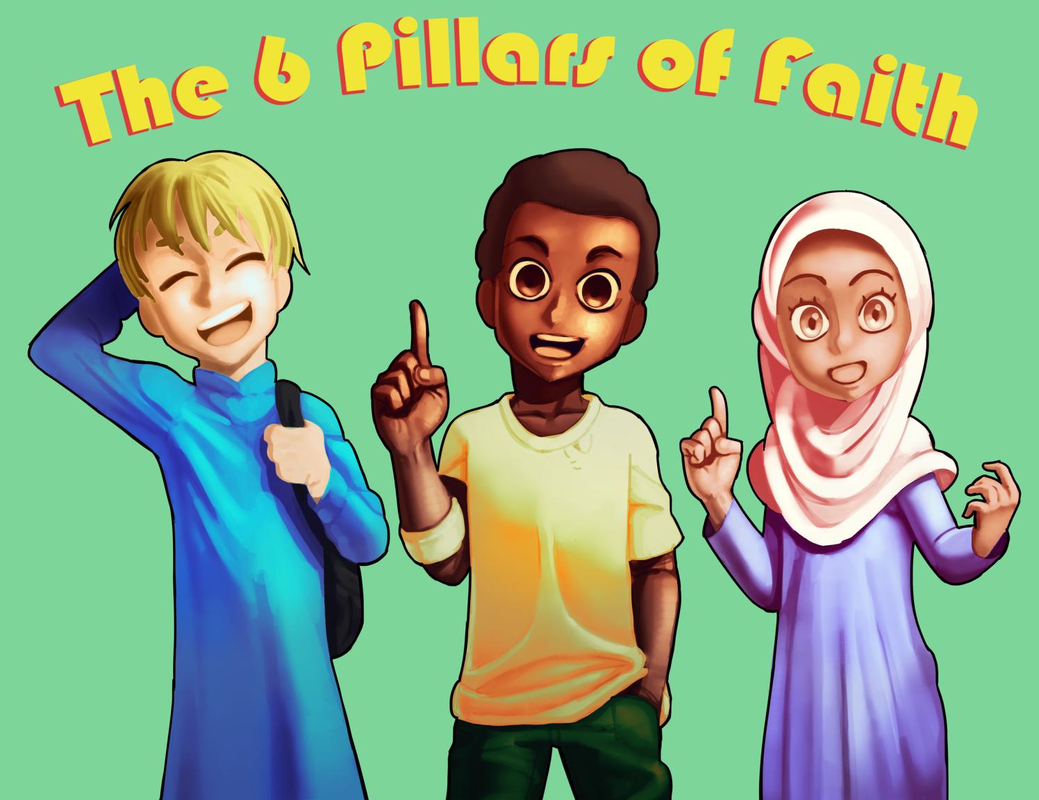 Islamic cartoon, Cartoon images
