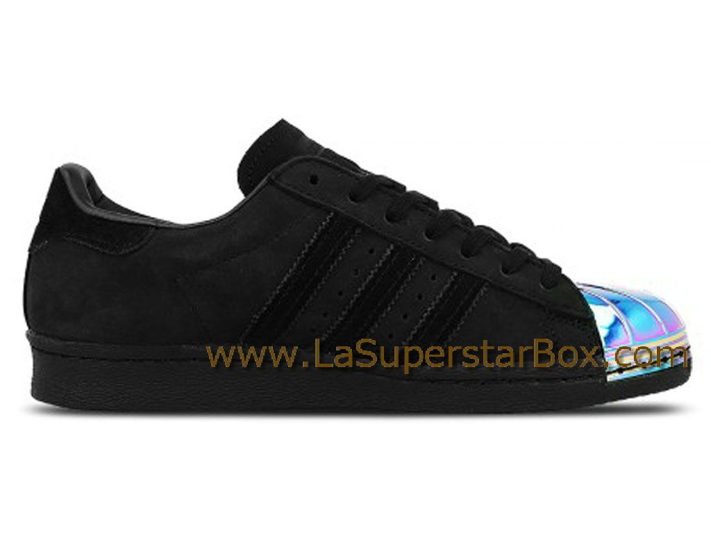 adidas superstar metal homme